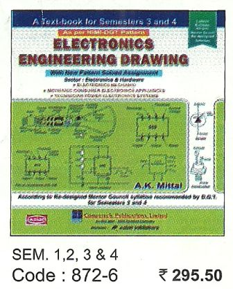 Electronics Engineering Drawing For Electronics and Hardware   ITI ...